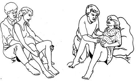 Macam posisi meneran/mengejan saat melahirkan dan cara ...